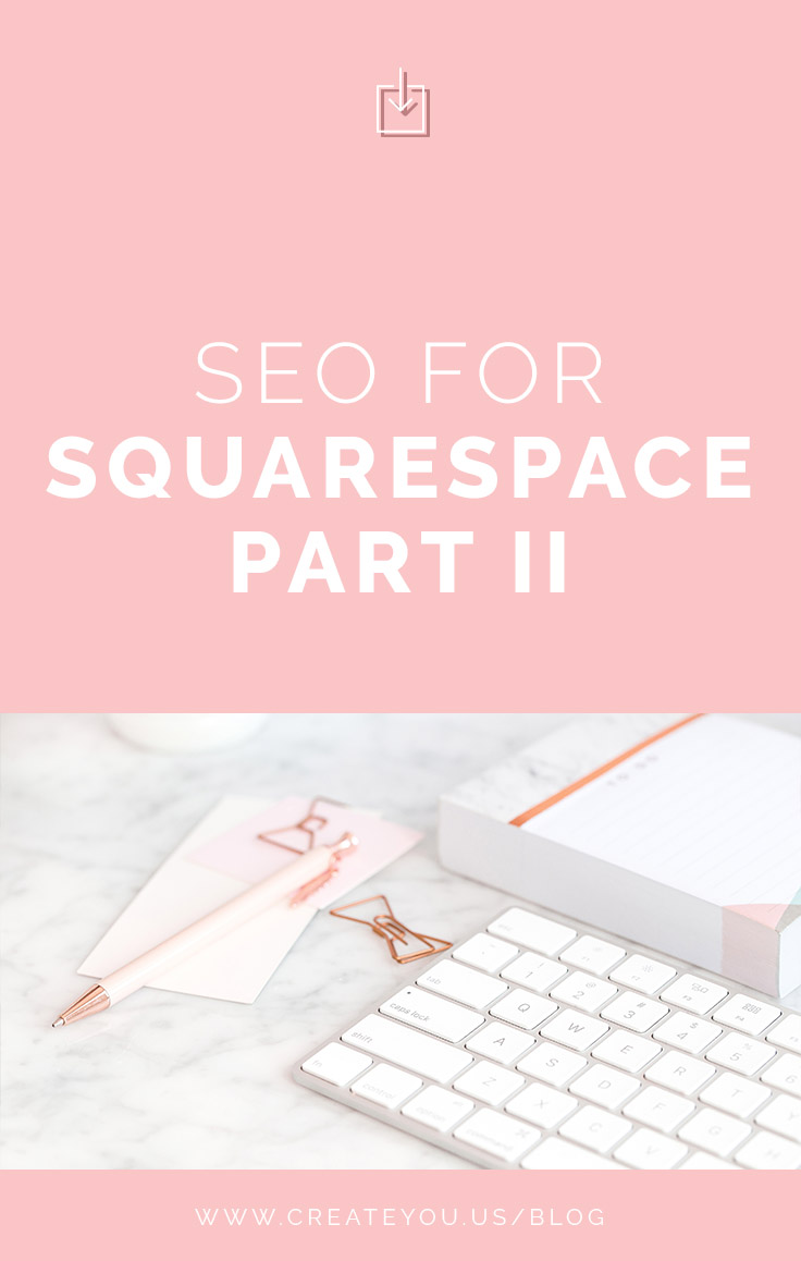 SEO for Squarespace