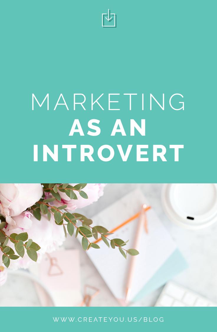 marketing as an introvert