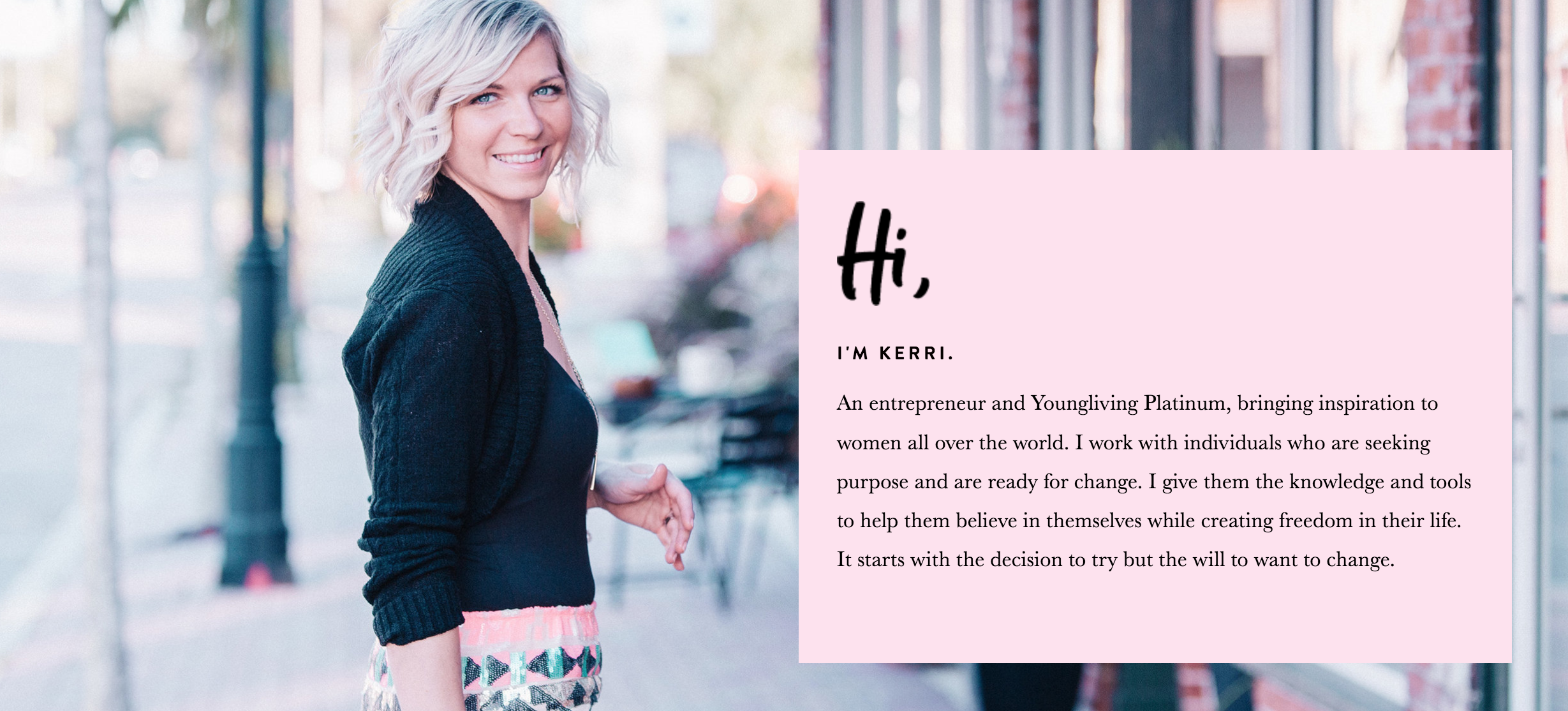 How To Create A Color Text Box In A Banner In Squarespace Create You Branding