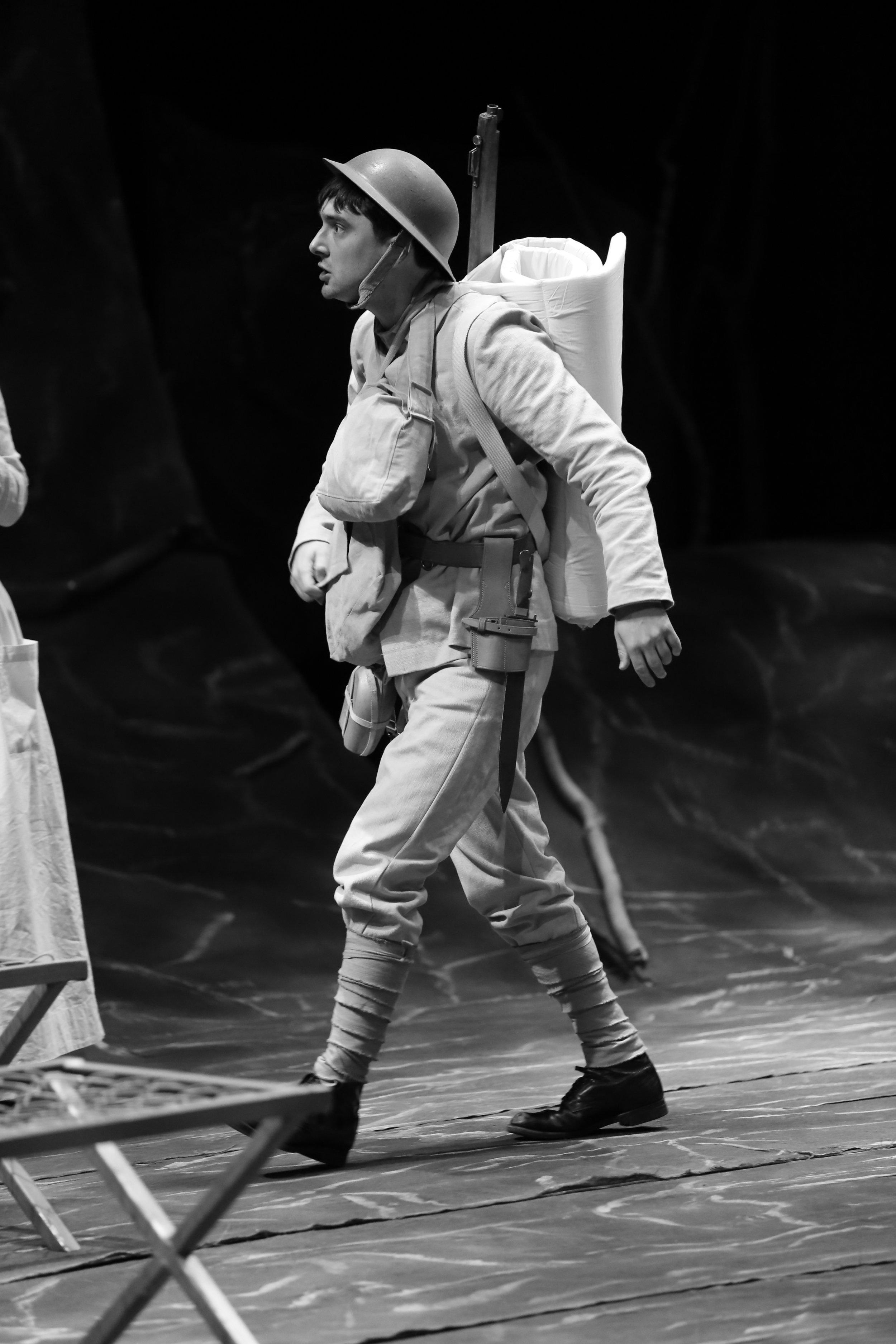 Vimy   Directed by James MacDonald  Photo: Gaelan Beatty