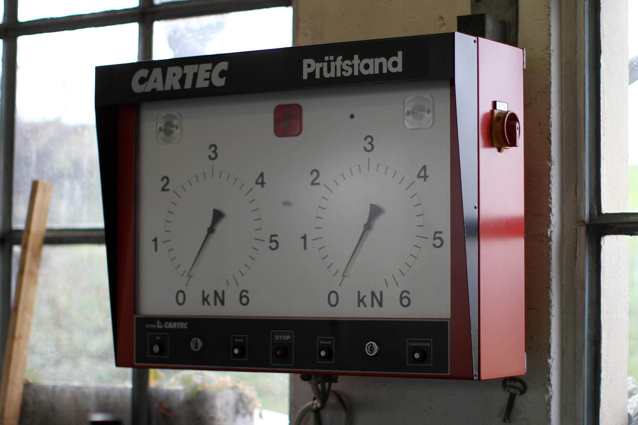 Garage Roland Rüegg -MFK Vorbereitung