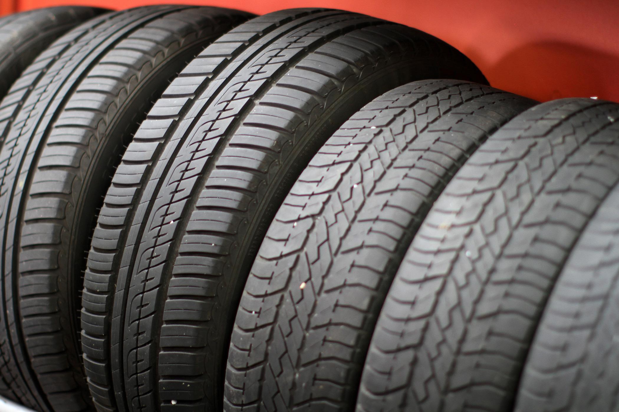 Garage Roland Rüegg - Reifen einlagern