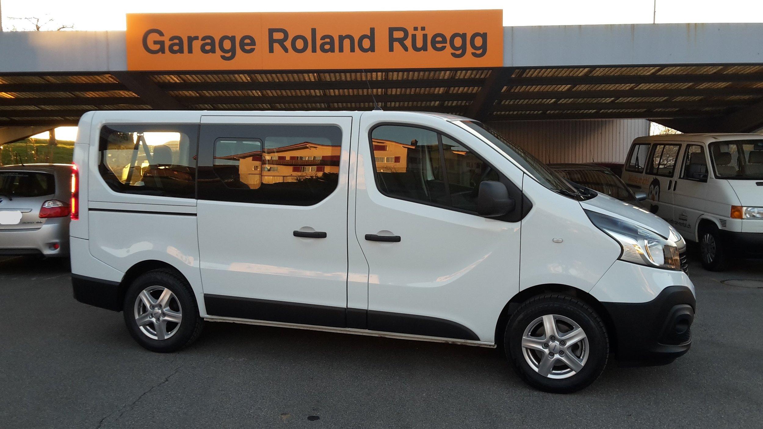 Bus Mieten Garage Roland Rüegg
