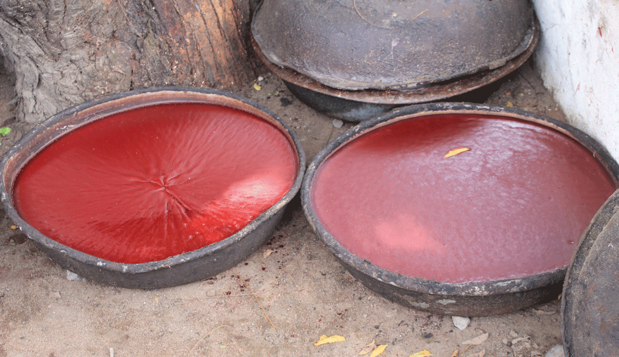 Paraffin wax in Bhojpur and Mundra