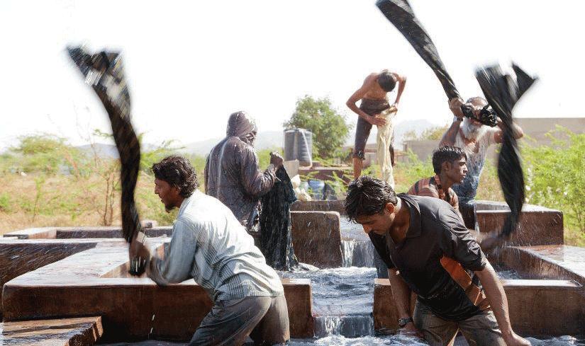 Community washing facilities