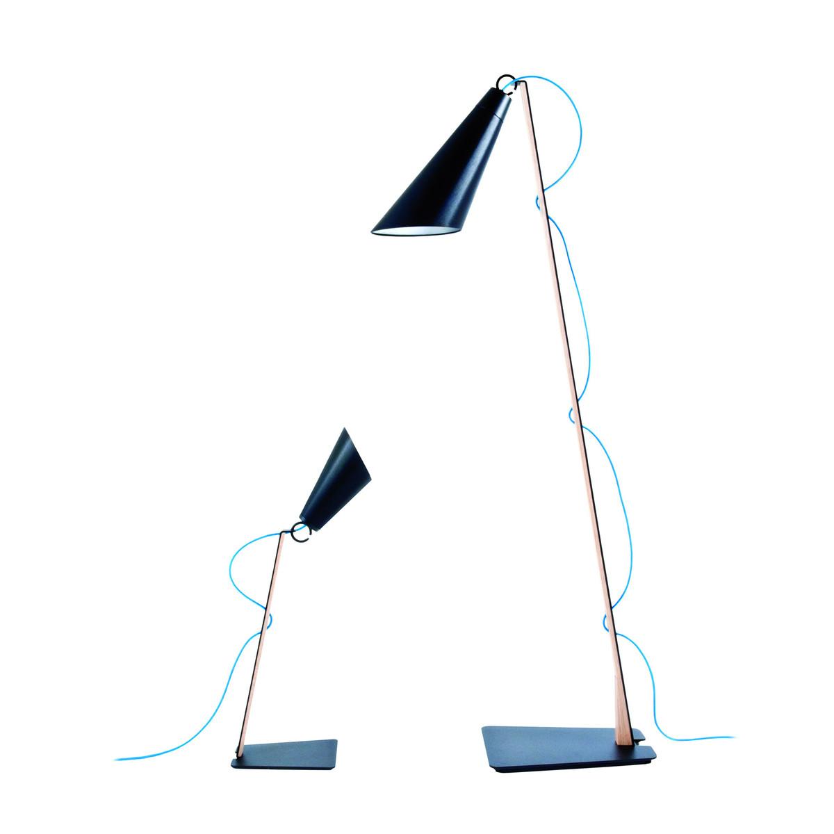 Lampe de table et lampadaire PIT
