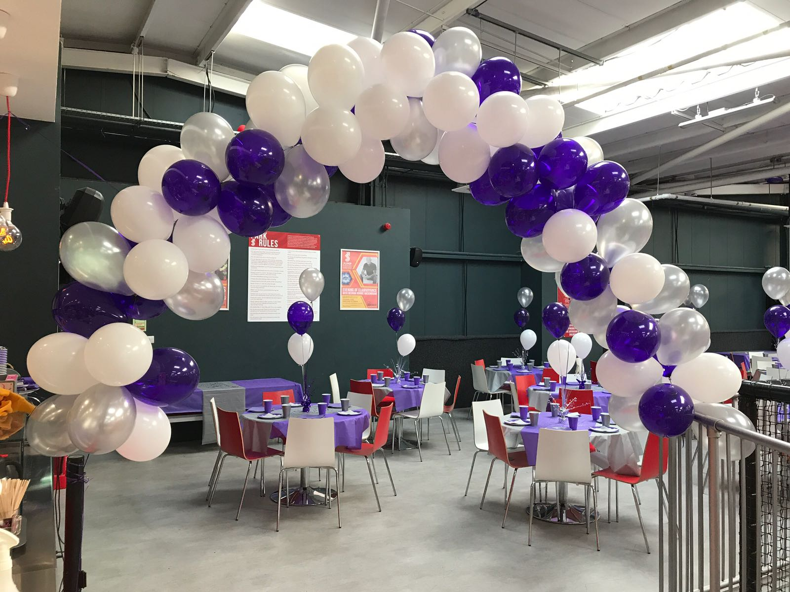 Balloon Arches available