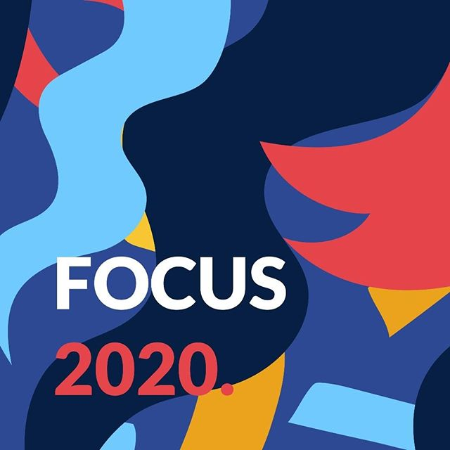 There's nothing quite like it... Focus 2020 – BE THERE. Book now at focus.org.uk to get your early bird discount, or pay a £50 deposit to lock in that discounted rate. 🙌