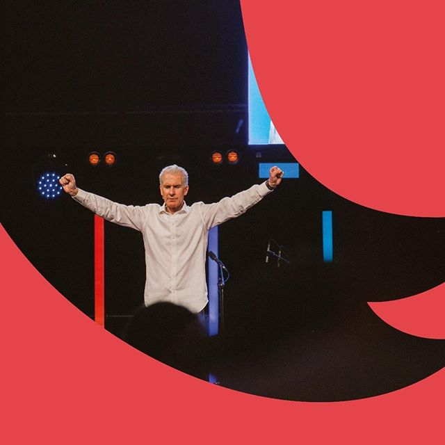 'We the church have to set an example of unity to the world.' @nickygumbel