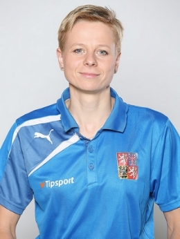 Lenka Bartošová – Czech women's football team – coach assistant & head coach at FBC Crazy LBC