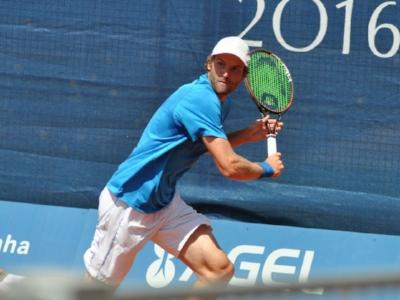 Marek Michalička - profesionální tenisový hráč