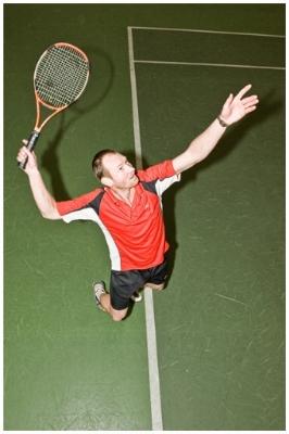 Mgr.Jan Lysý - osobní tenisový trenér