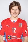 Hana Koníčková - Česká ženská reprezentace florbal a hráč finské NST Lappeenranta