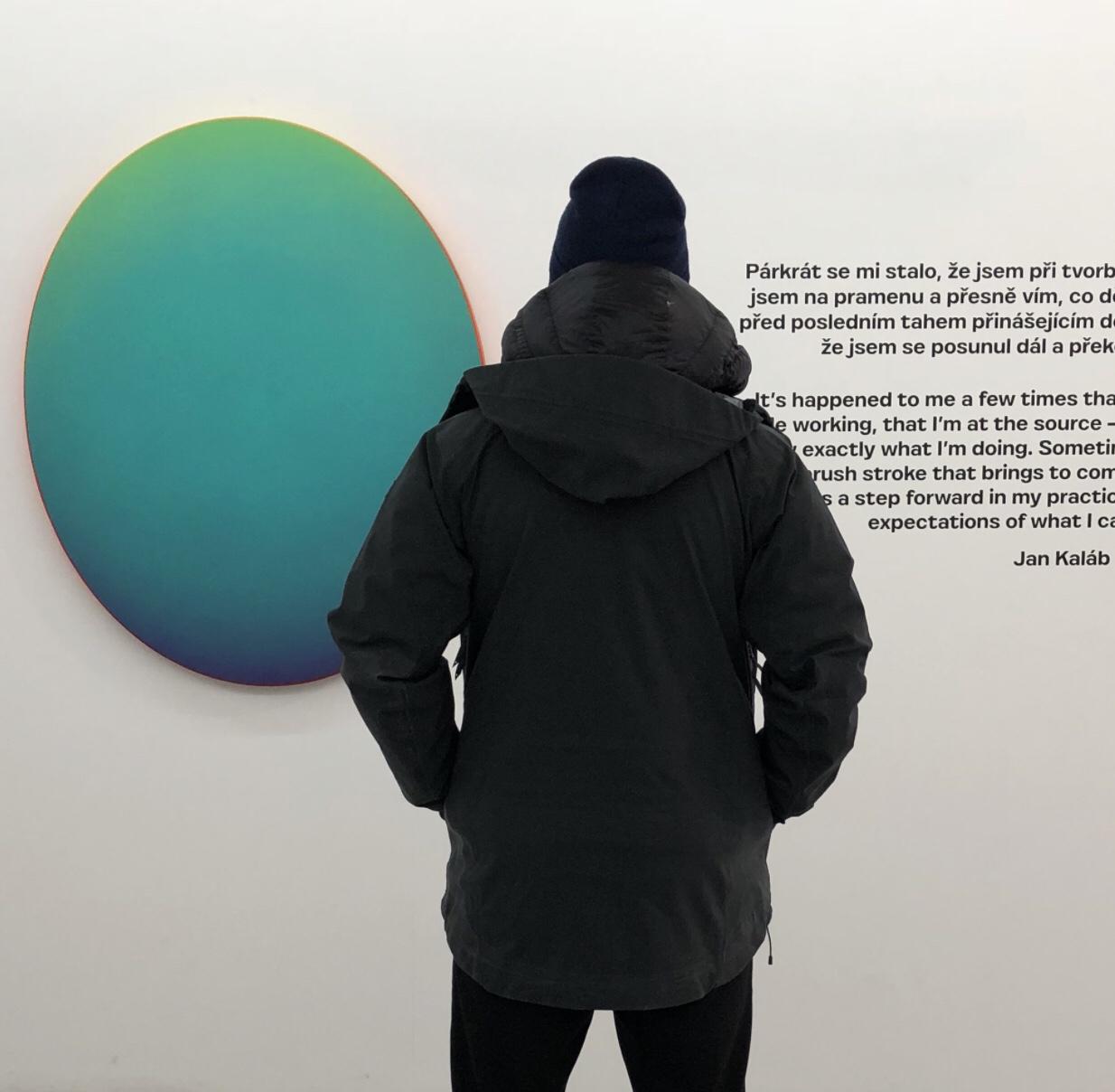 Jan Kaláb  - sledovat jeho umělecký vývoj je neskutečně inspirativní
