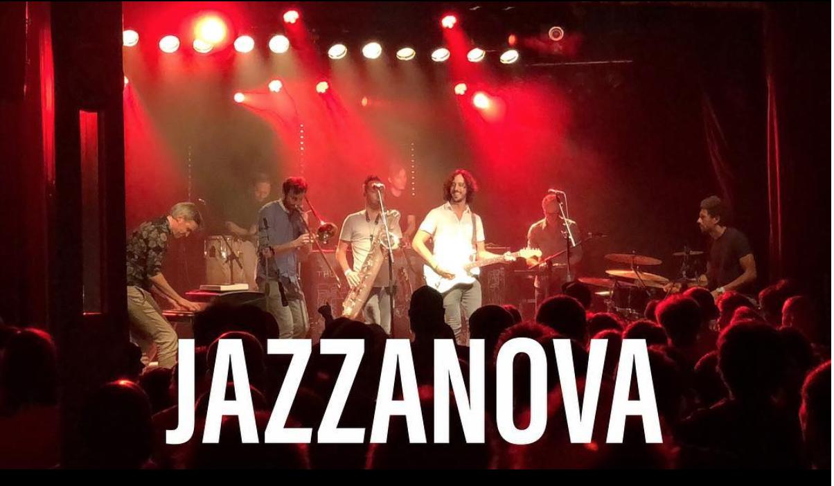 Koncert Jazzanova v domácím prostředí v Berlíně s hosty -  album Pool zde
