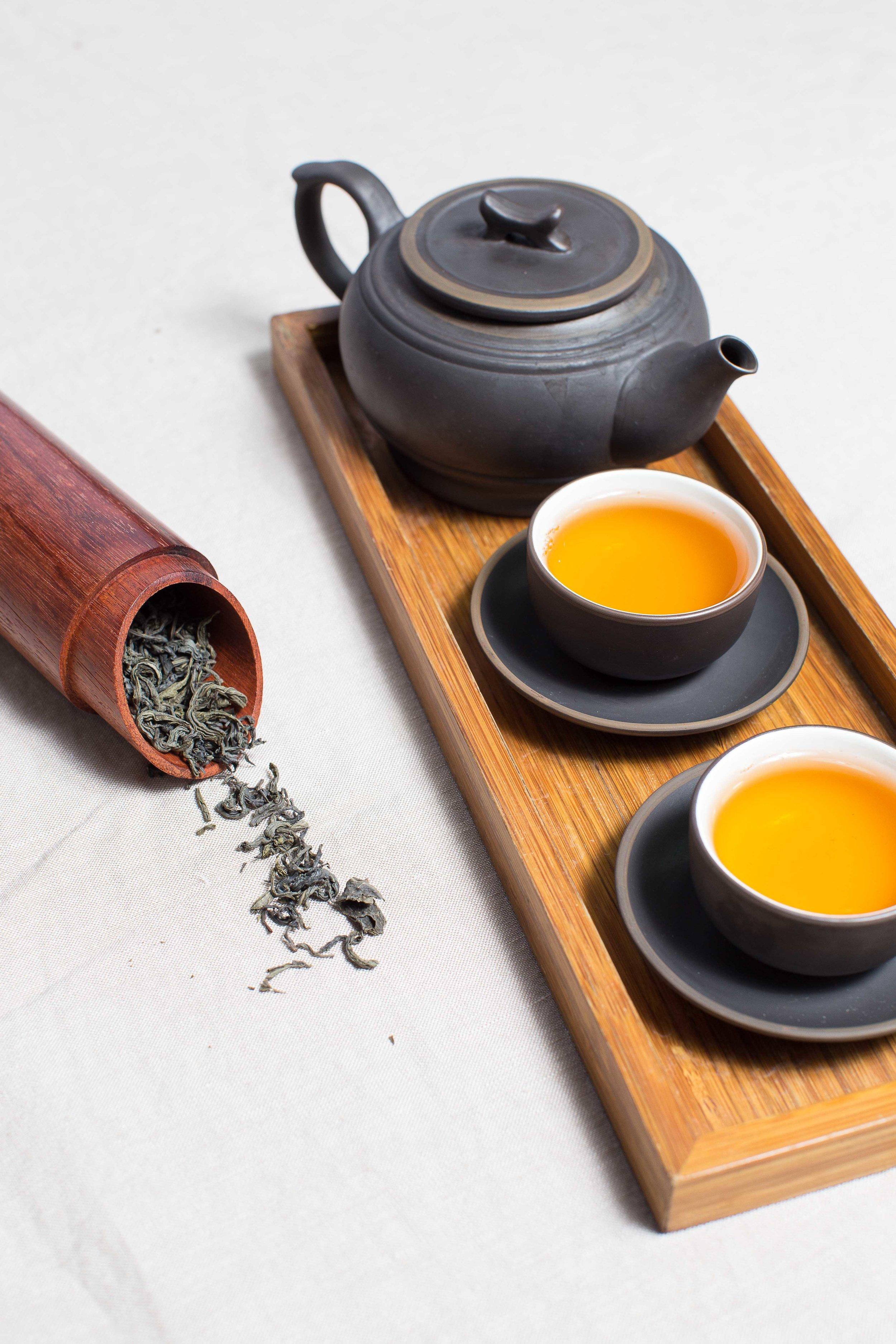 Gyokuro - objevte pátou chuť v čaji - nejdražší zelený čaj ručně sbíraný v Japonsku. -