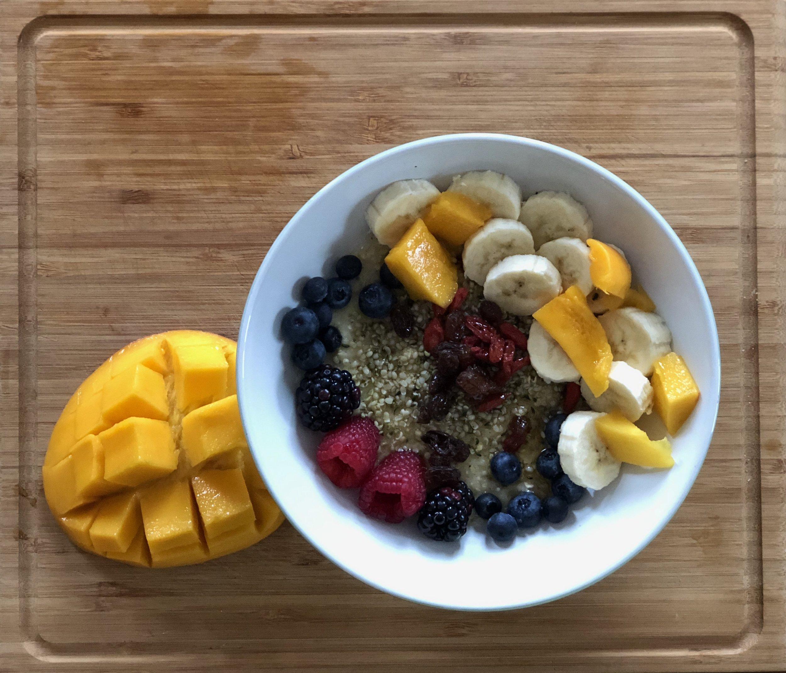 Komplexní snídaně — dali by jste si?