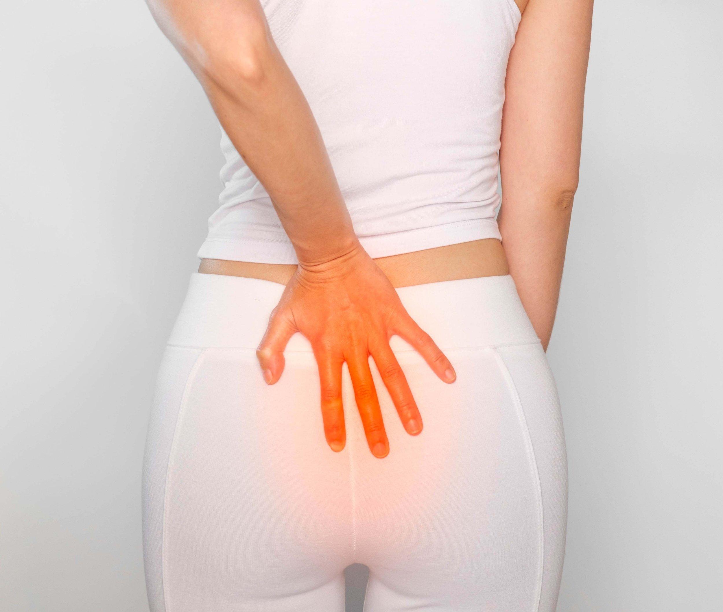 Behandling kan hjelpe mot halebeinsmerter.