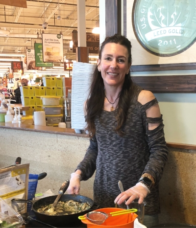 Whole Foods Market Cooking Class with Holly Skodis