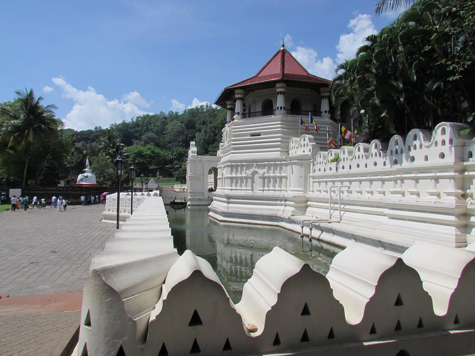 Temple of Tooth, Kandy