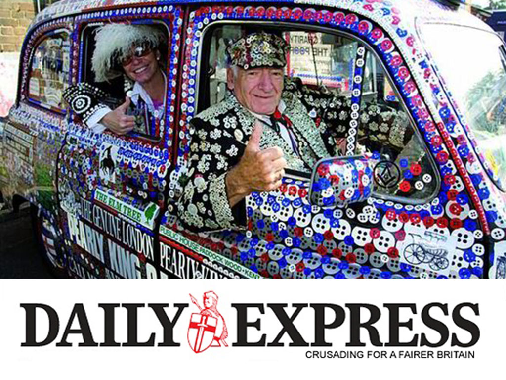Inside the glorious world of East London's pearly kings and queens - KYLIE MINOGUE loves their style and Boris Johnson courts their support - from rat catchers to royalty….