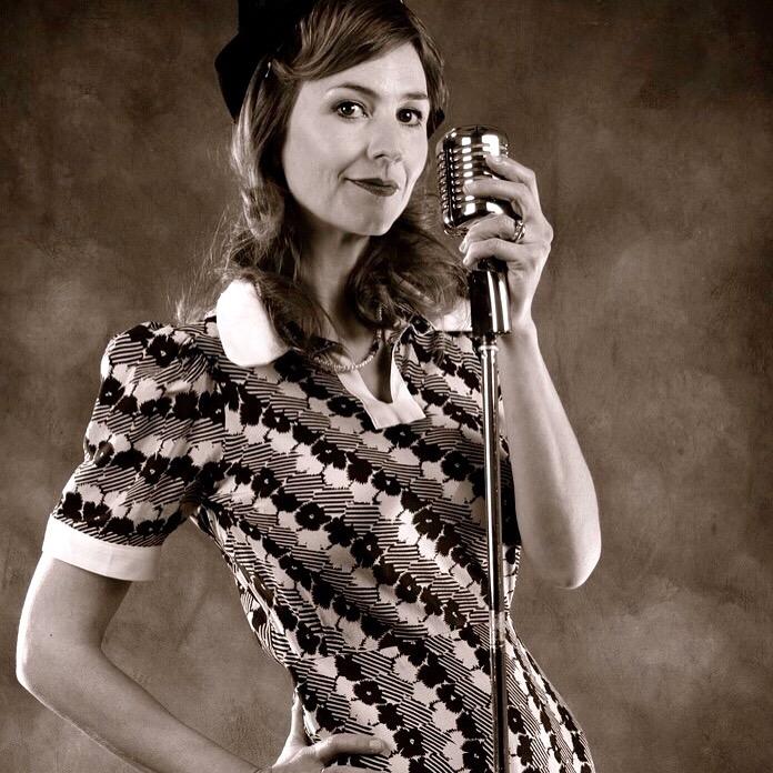 The beautiful Kate Garner