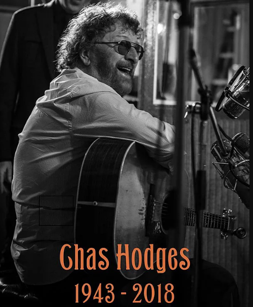 We were absolutely devastated at the very sad news of the passing of Chas.  I got to know Chas over the years, first when C&D started gigging around pubs and clubs in the 70s. Witnessing the joy,fun, laughter and amazing musical talent has provided some lasting priceless memories.   Apart from the fantastic musician Chas, I was so lucky to meet the warm, caring, compassionate, genuine, family loving person that he was.  To say there is a hole left in the world without him is understated - Chas's legacy lives on through our memories and all the music he has left us with.  The Pearly King of Rockney will live on inside our Pearly Hearts.