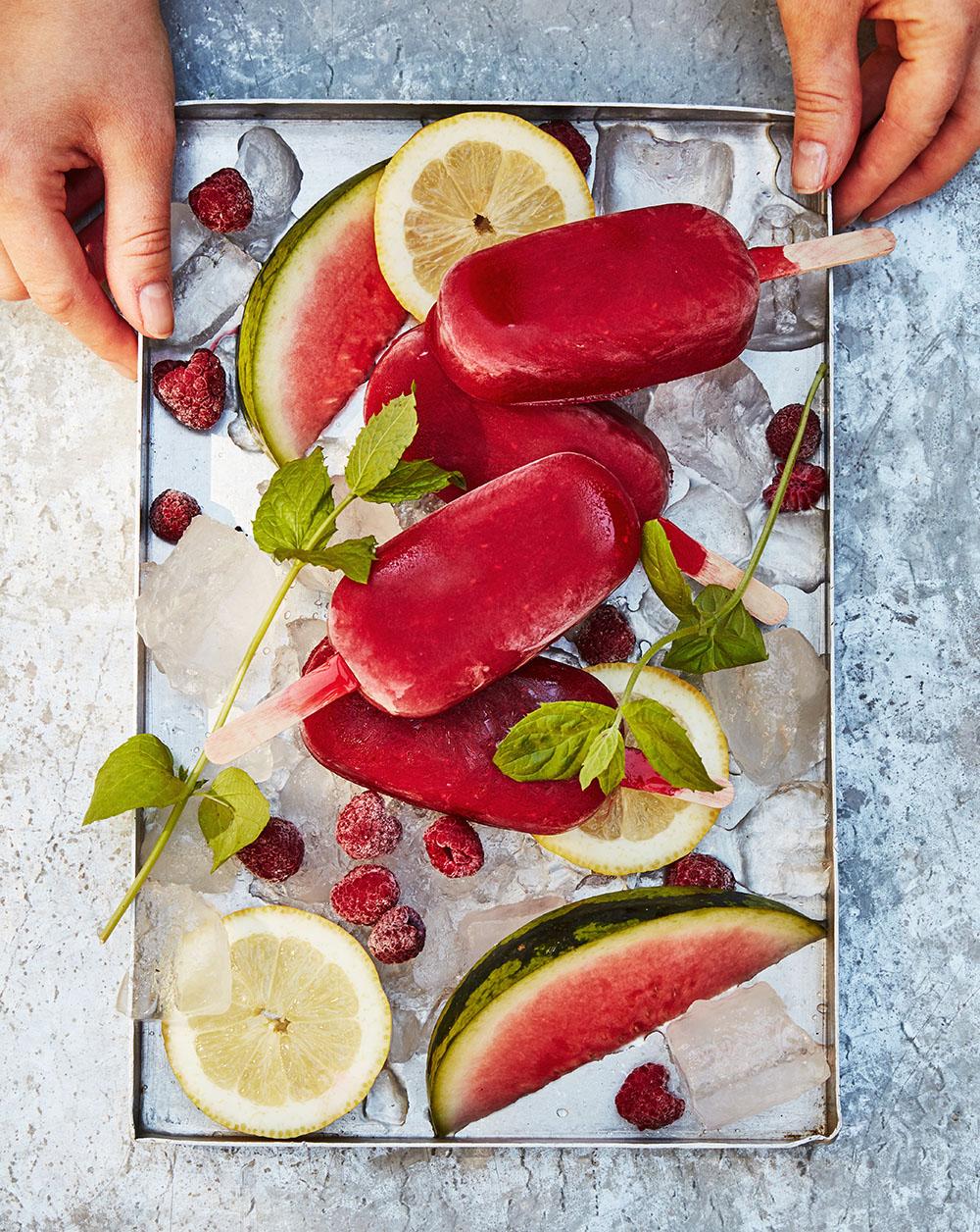 Recept & Styling för Allt om mat. Foto: Lennart Weibull