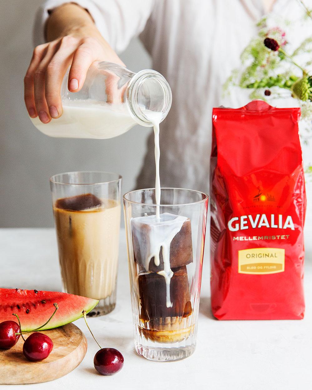 Styling för Gevalia. Foto: Pernilla Ahlsén
