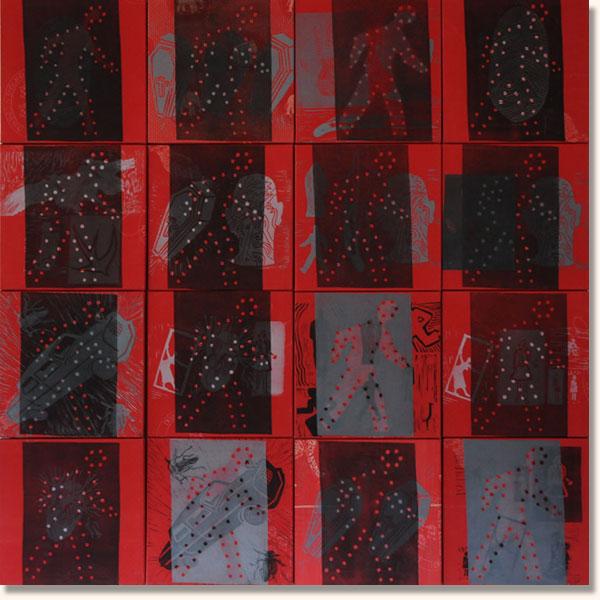 Red Botswana  - Panel