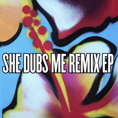 SHE DUBS ME REMIX EP - DUB ASYLUM'S SCRATCH N SNIFF REMIXED FOUR WAYS, 2004 - INCLUDING SUBSTAX VS TIMMY SCHUMACHER'S 'SOKA SO GOOD' MIX