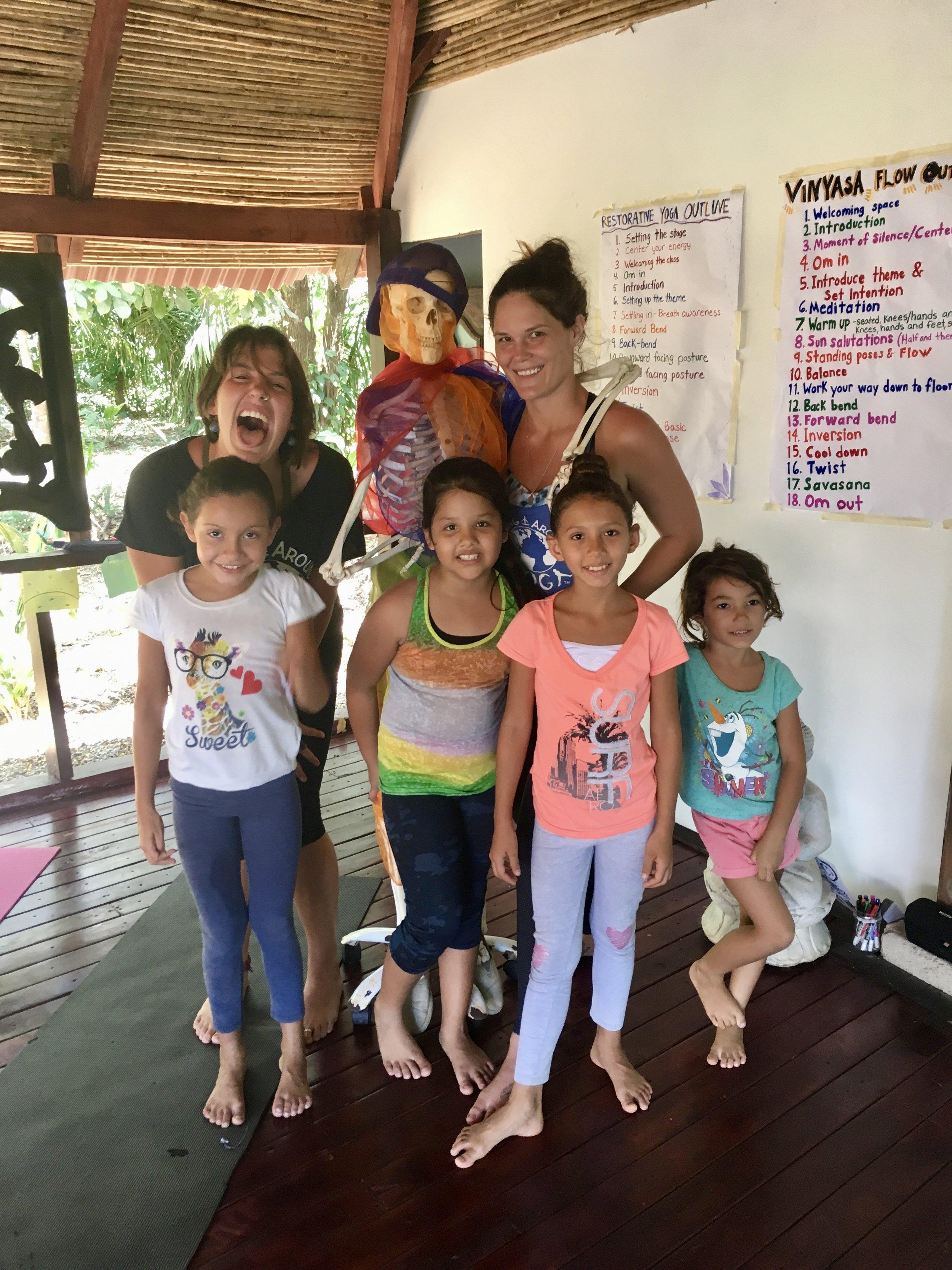 Family Yoga Retreat