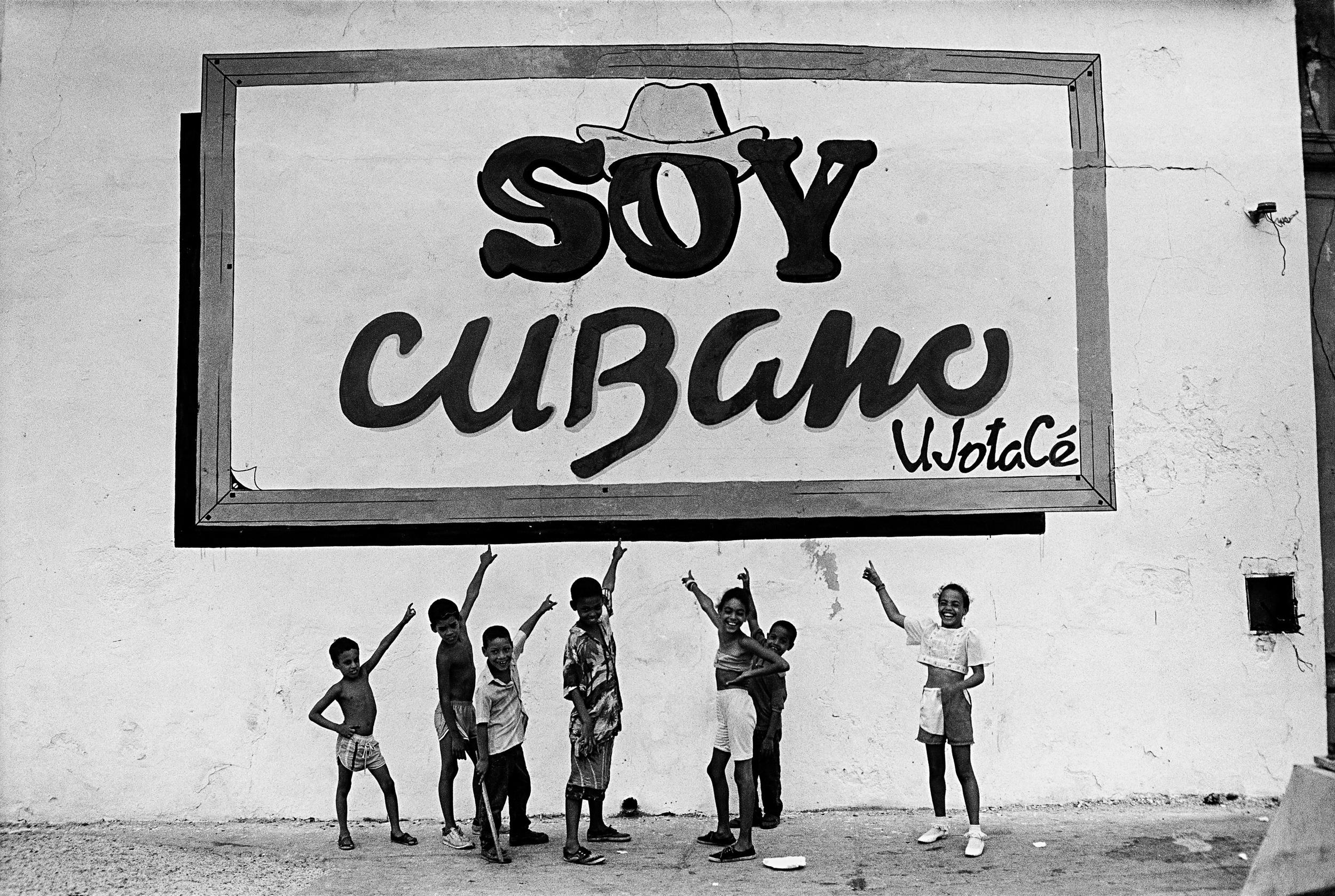 """""""Soy Cubano""""  1994"""