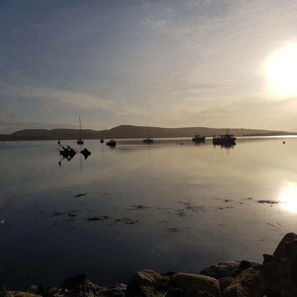 Sunrise Carrigart Harbour.jpg