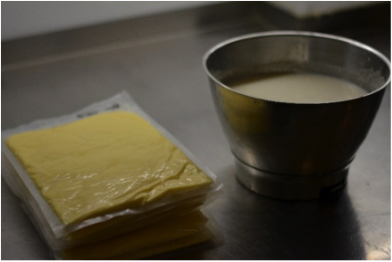 6. Butter (stores well in the freezer) and buttermilk (useful in so many preperations!.