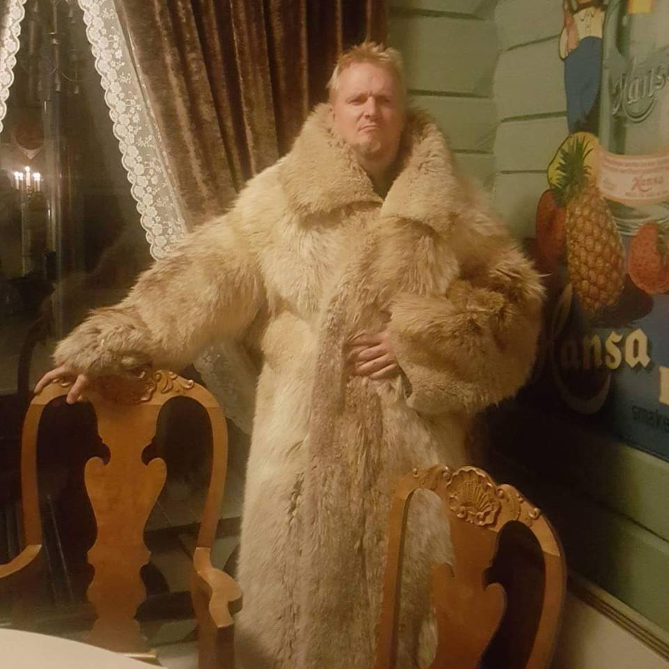 Patrik Johansson -The Butter Viking
