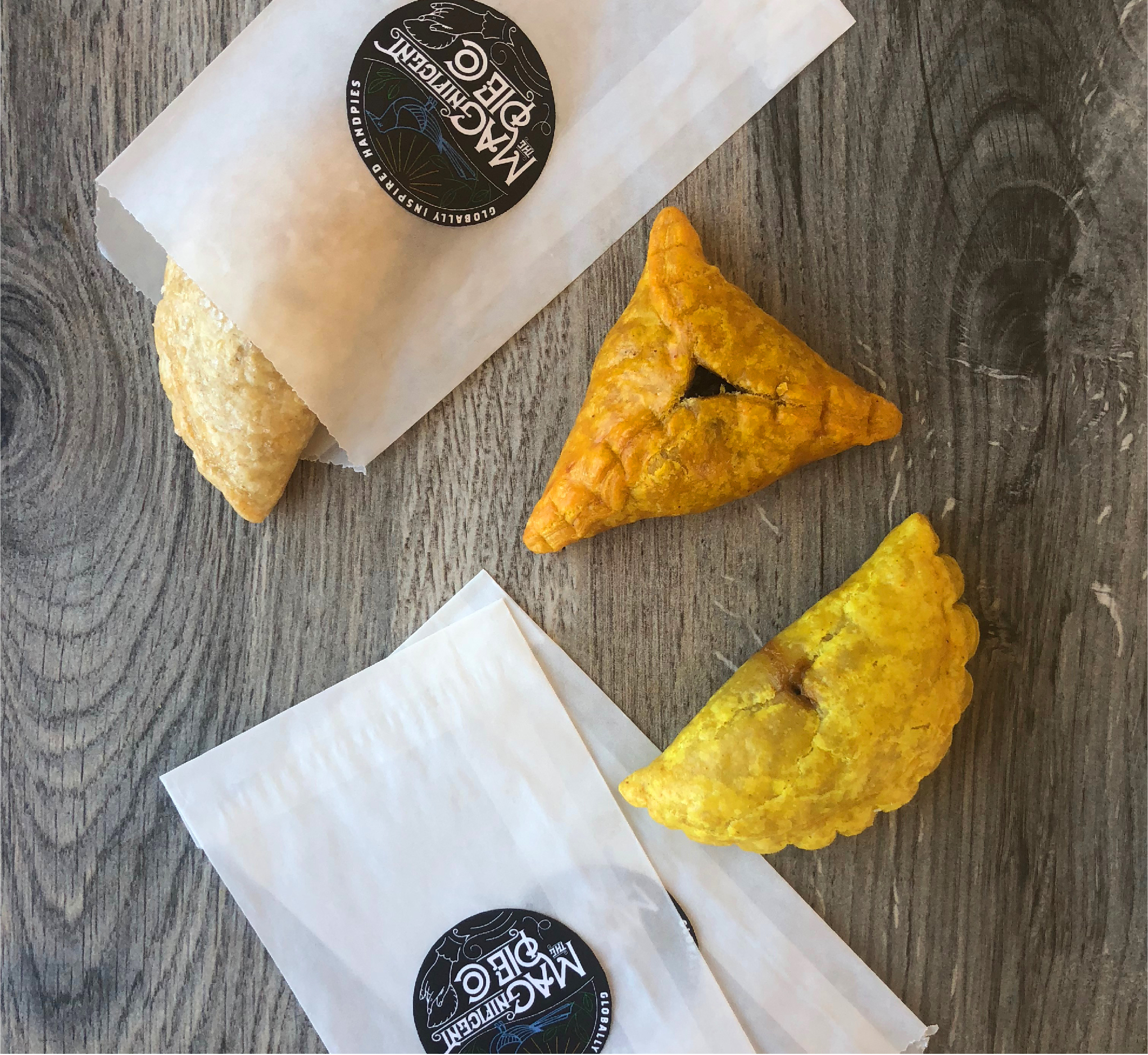 Magnificent Pie Co.    Coming Soon