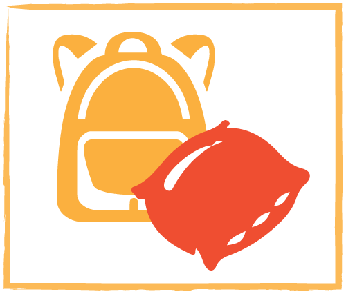FAMILIES WITH CHILDREN MAKE UP 50% OF THE HOMELESS POPULATION. -