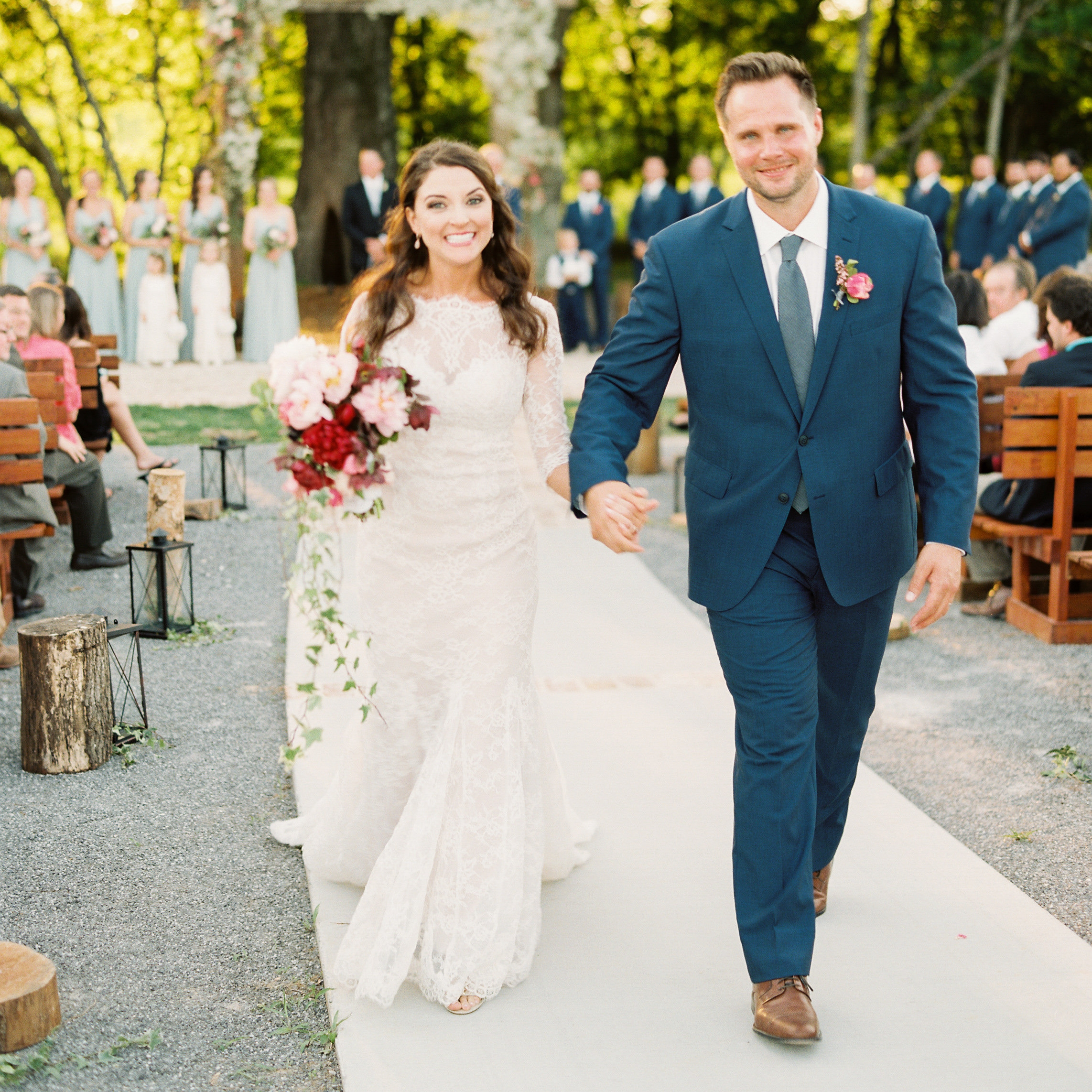 MRS. LINDSAY VALLAS OTT  Photographer | Rachel Solomon Dress | Custom Martina Liana Planner | Signature Occasions