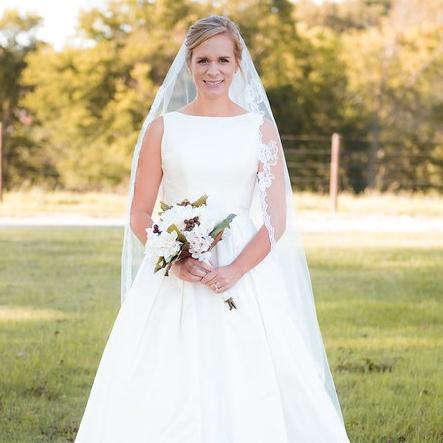 MRS. SUSAN HEAD LAWRENCE  Dress | Martina Liana