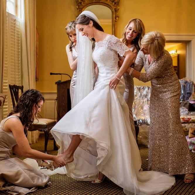 MRS. ANNA BESS RIDGEWAY FULLER  Photographer | Followell Fotography Dress | Heidi Elnora