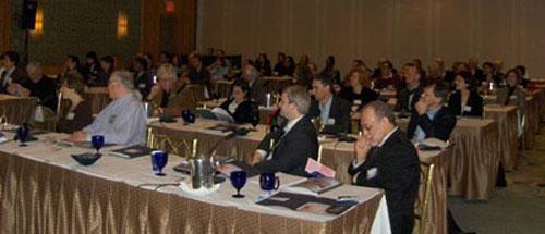 ICC Meeting Room - New York City 2008