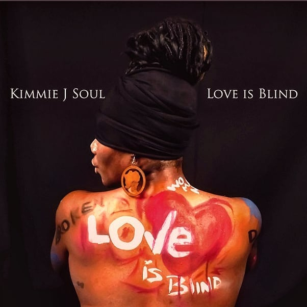 @kimmiejsoullive is a dear friend, a sister—family. I recorded and co-produced this EP and Kimmie put her whole heart on the line for the world to resonate with. She is definitely an artist to watch with her fantastic ear for songwriting and emotive vocals. #LoveIsBlind #KimmieJSoul #BeautifulDisaster #SoulMusic #chattanoogamusicscene #Chattanooga #TennesseeSoul