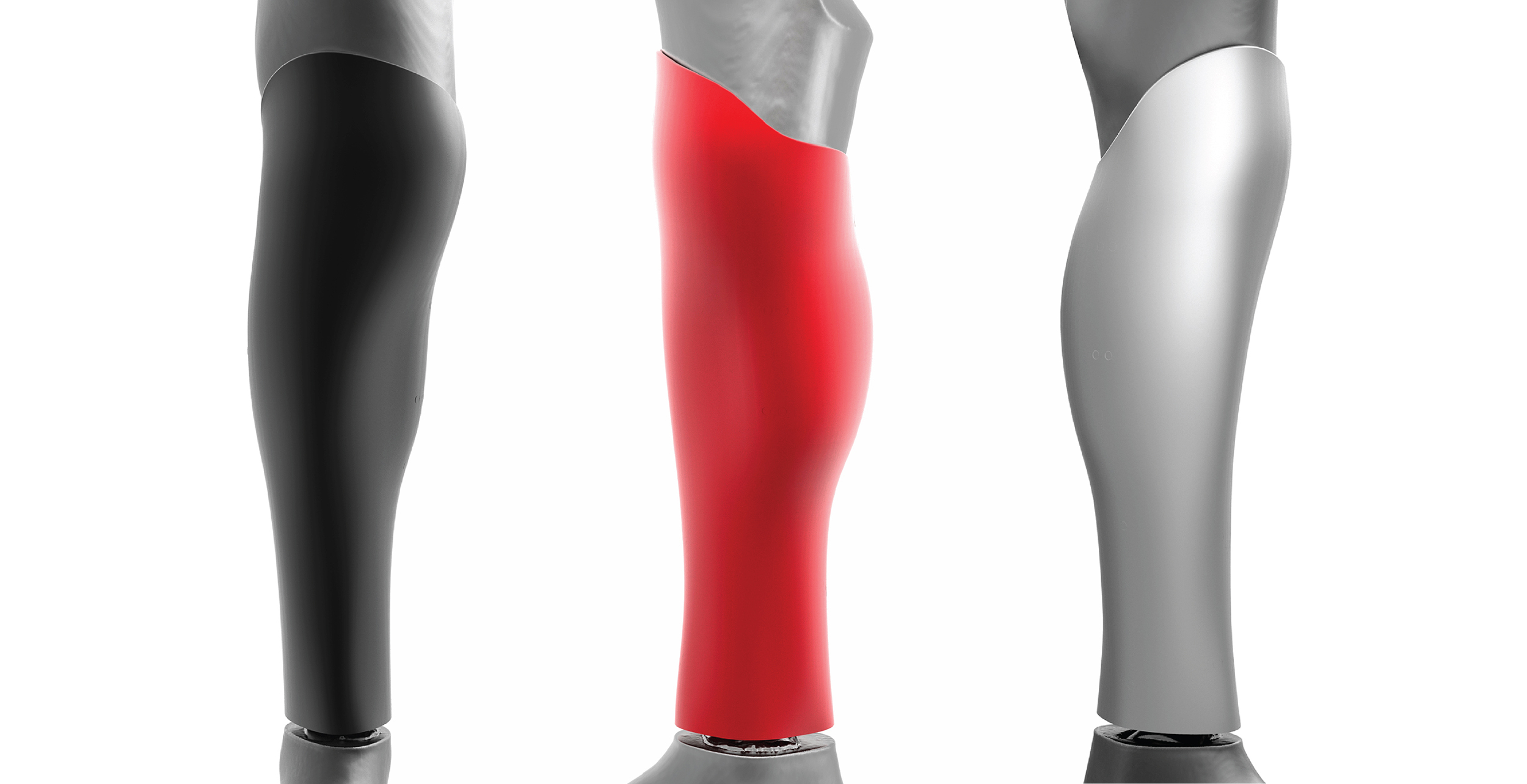 Copy of Customized shape for below-the-knee prosthesis