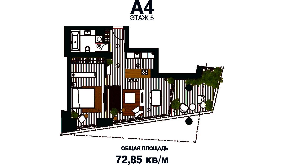 Элитная недвижимость и апартаменты в Черногории Dukley Residences