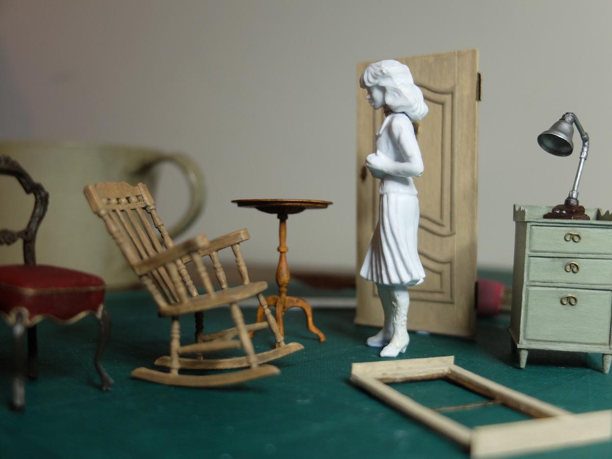 Miniatures by Machiko Weston