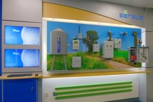 The Sensus Demo Lab - An Innovative Exhibit - by Zig Zibit