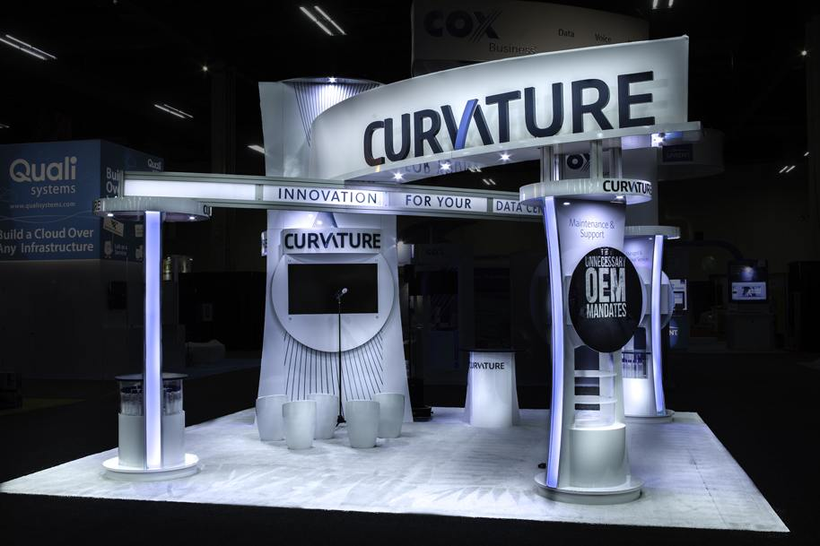 Selecting a Custom Exhibit Maker to  Create Exhibit Envy