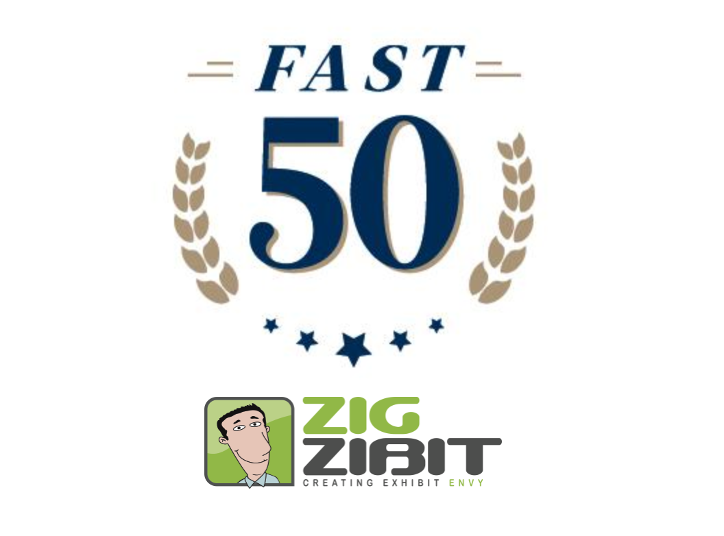 Zig Zibit was honored to be named one of  the Triangle Business Journal's Fastest Growing companies in 2017.
