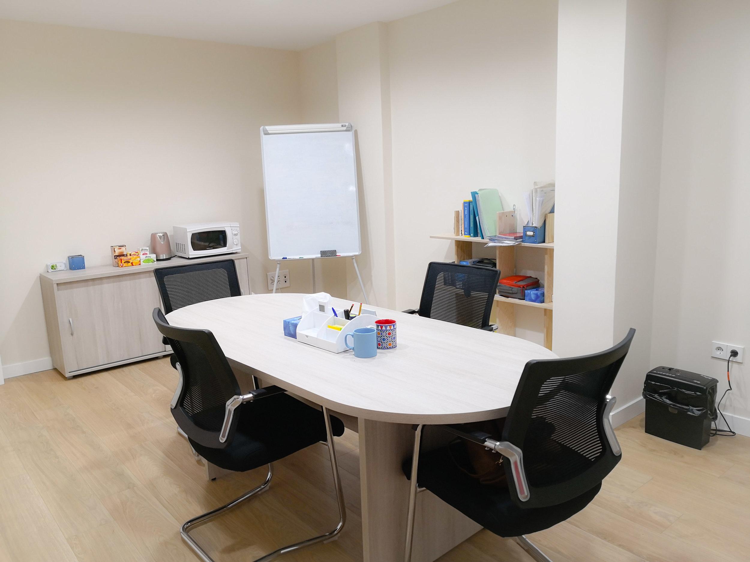 Sala de profesionales